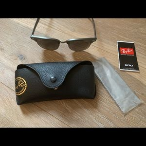 BN Rayban Aluminium Clubmaster Limited Edition